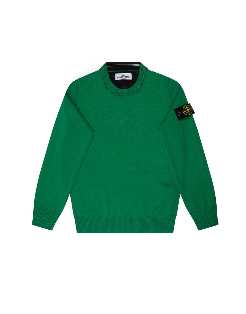505A4 Crew Neck Knit in Green