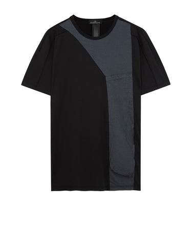 20410 TELEPORT POCKET SS POCKET-T in Black