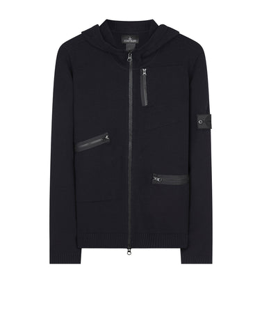503A1 TILT STORAGE JACKET in Black