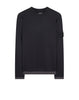 504A5 CATCH POCKET CREWNECK Knitwear in Charcoal