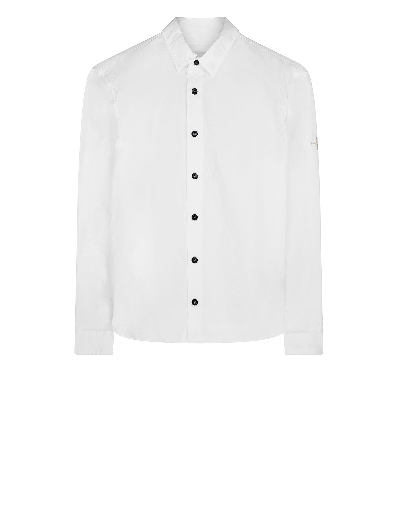 11710 Cotton Shirt in White