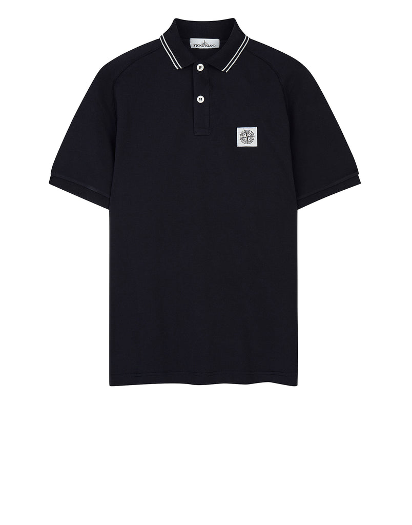 20616 Polo Shirt in Navy Blue