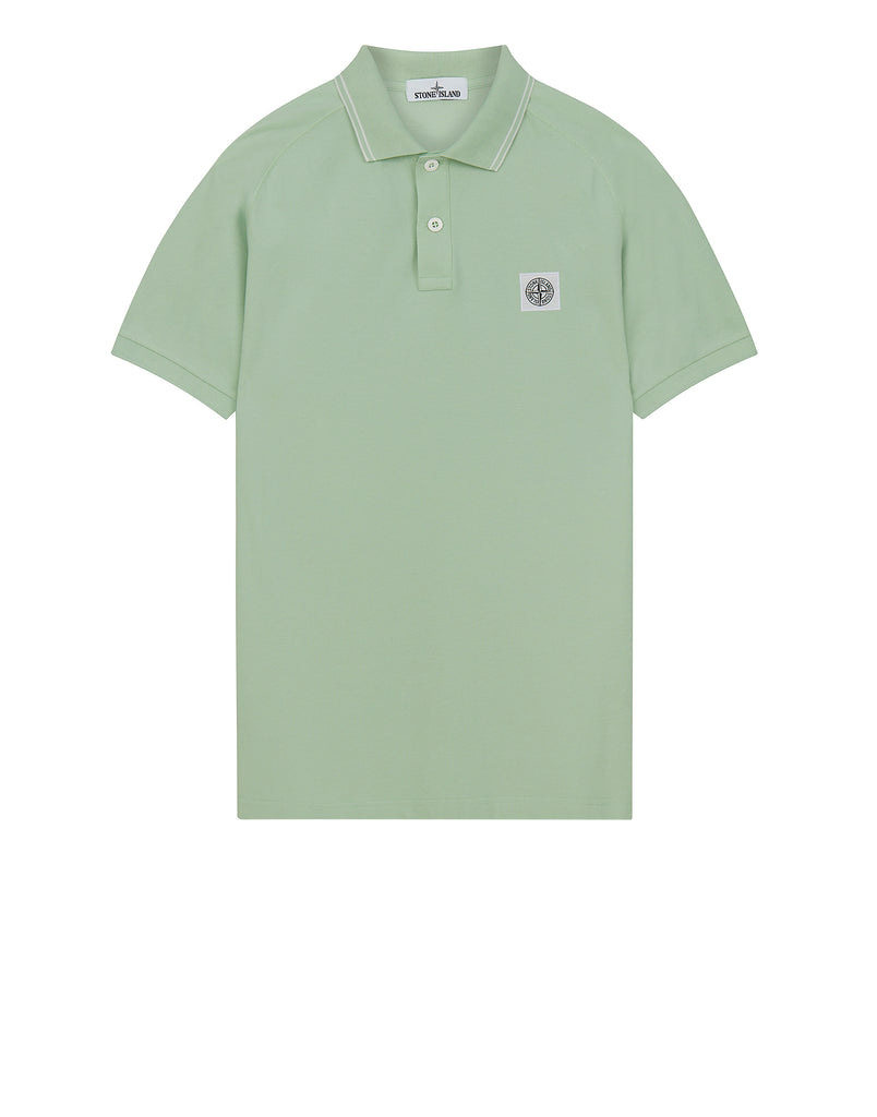20616 Polo Shirt in Light Green