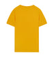 24141 Small Logo Patch T-Shirt in Yellow