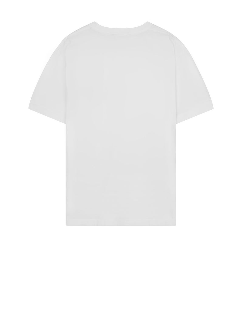 24794 POCKET LOGO T-Shirt in White