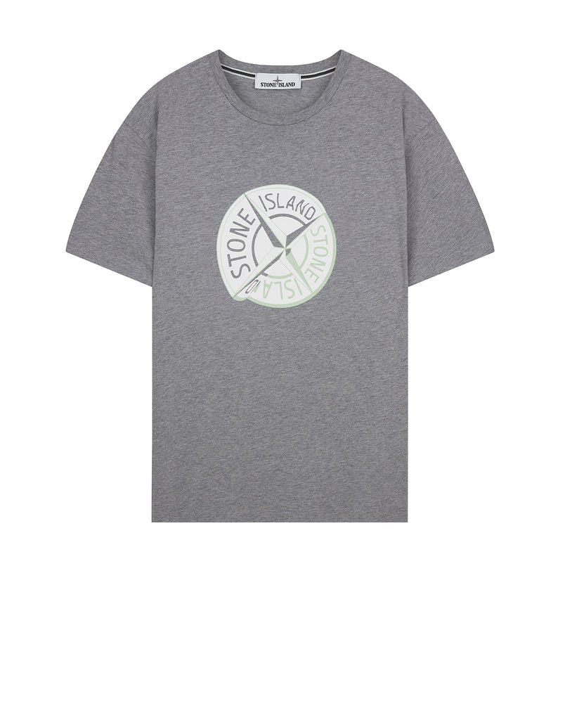 2NS81 GRAPHIC TEN T-Shirt in Dust