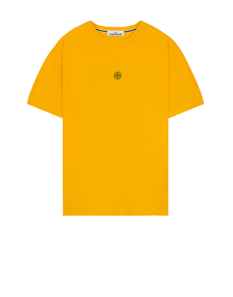 2NS93 GRAPHIC ELEVEN T-Shirt in Yellow
