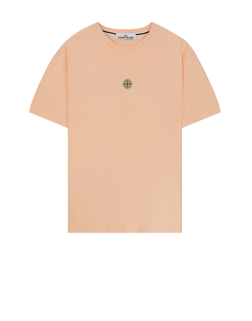 2NS93 GRAPHIC ELEVEN T-Shirt in Salmon