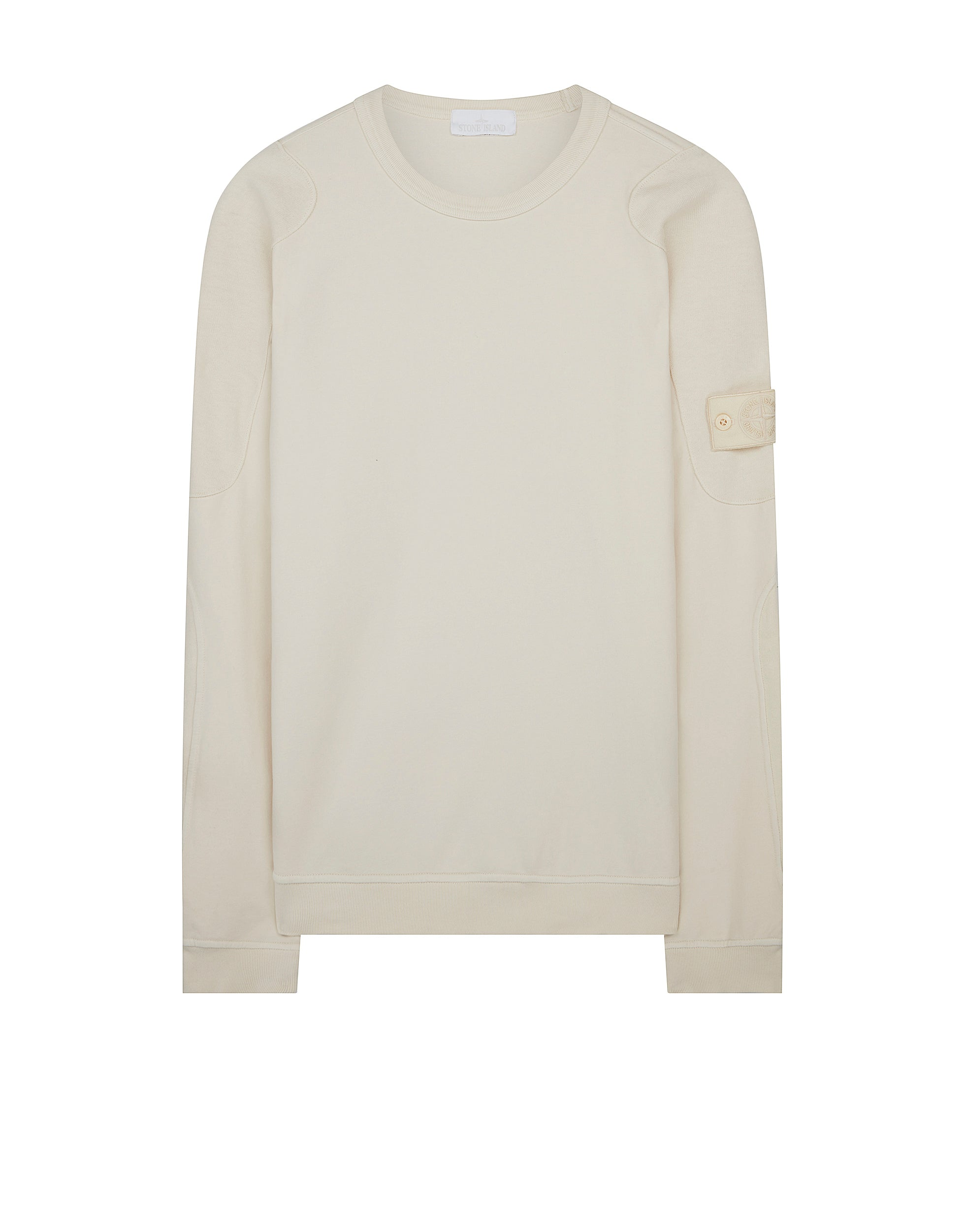 620F6 GHOST PIECE Sweatshirt in Natural