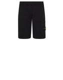 65760 T.CO+OLD Fleece Bermuda Shorts in Black