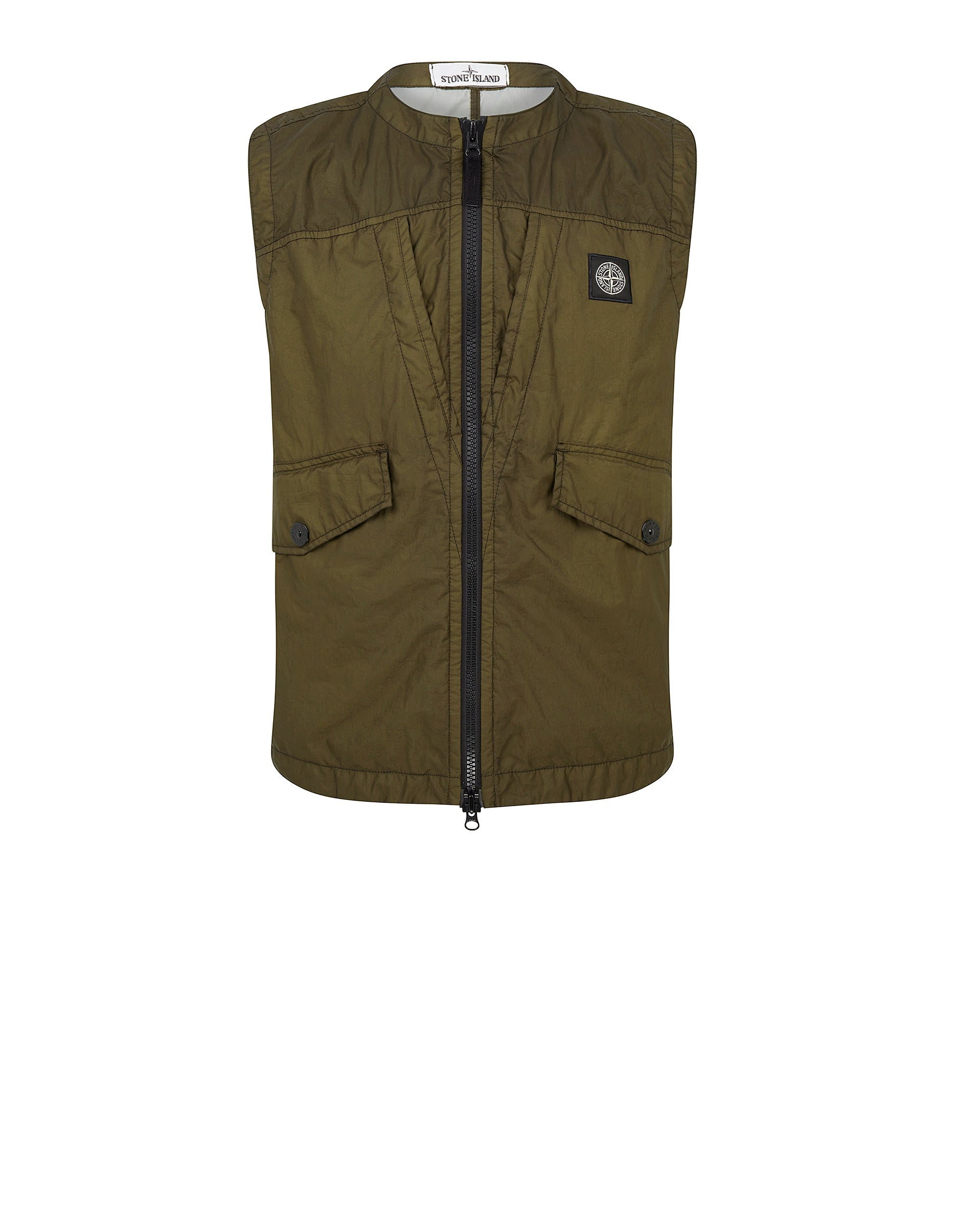 Latest Collections Cheap Price Membrana 3L TC Gilet Stone Island Sale Cheap Price Clearance Low Shipping Fee Free Shipping Cost Free Shipping Shop For 5zvjyy