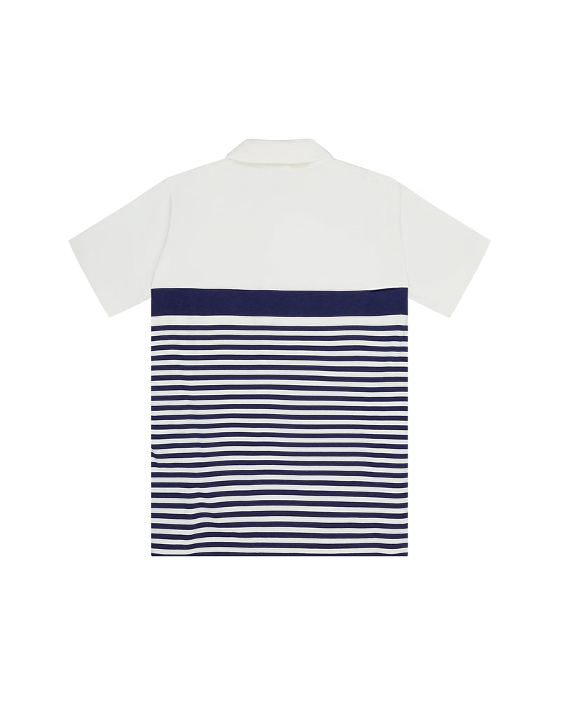 20551 Polo Shirt in Navy Blue