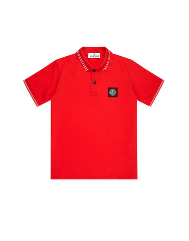 21348 Polo Shirt in Red