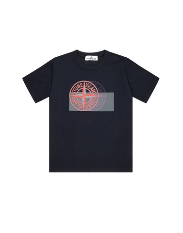 21952 Reflective T-Shirt in Navy Blue