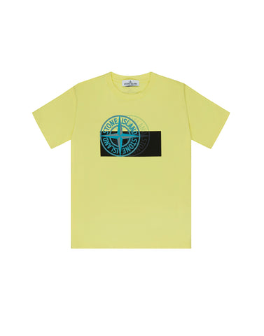 21952 Reflective T-Shirt in Yellow