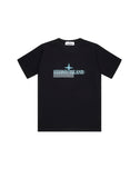 21953 T-Shirt in Black