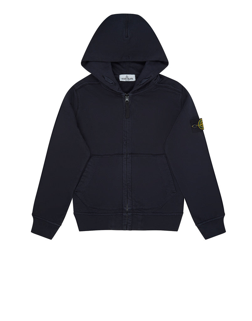 60140 Hooded Sweatshirt in Navy