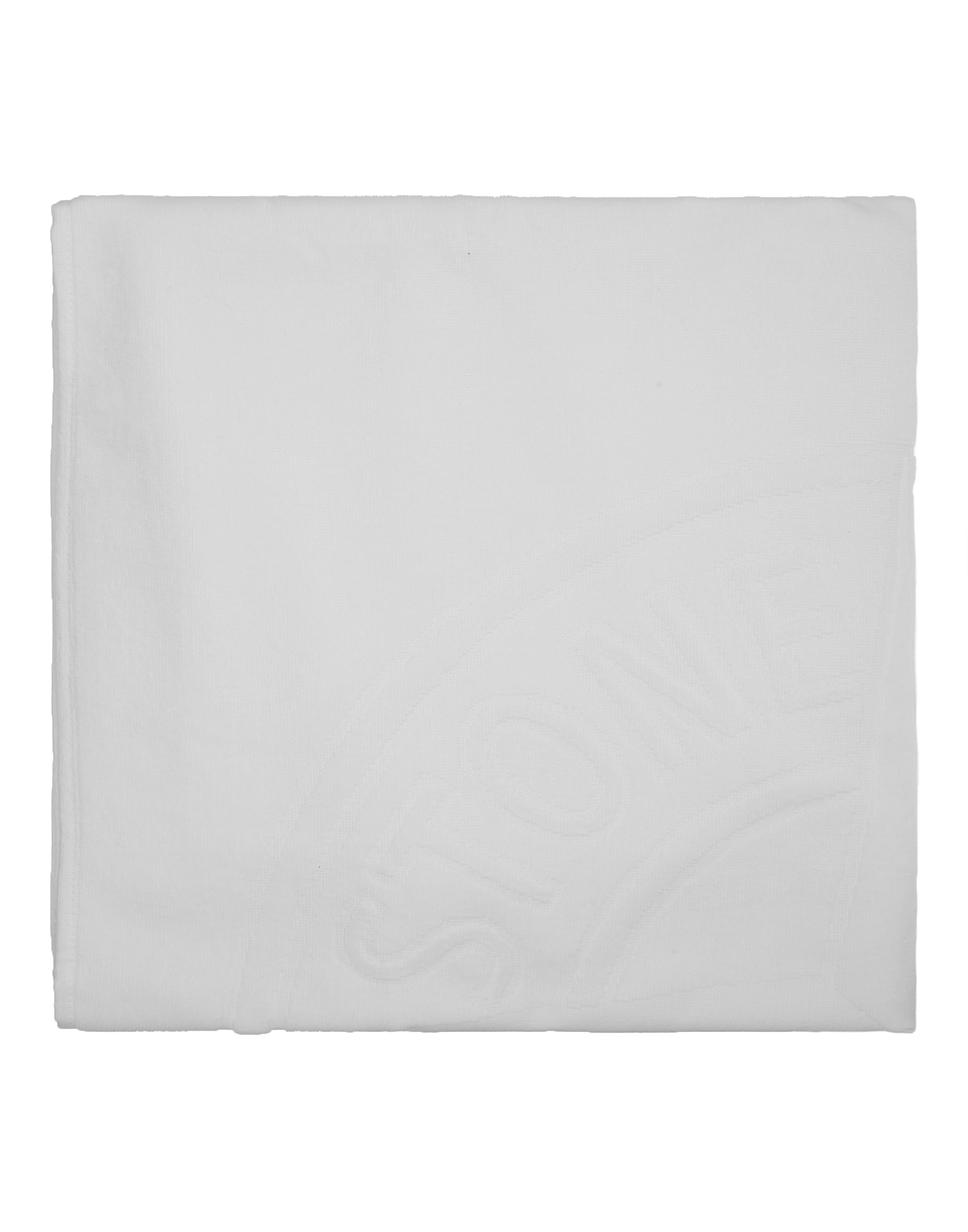 91062 Beach Towel in White