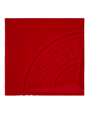91062 Beach Towel in Red