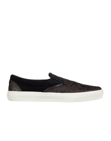 S0323 SLIP ON SHOES in Black