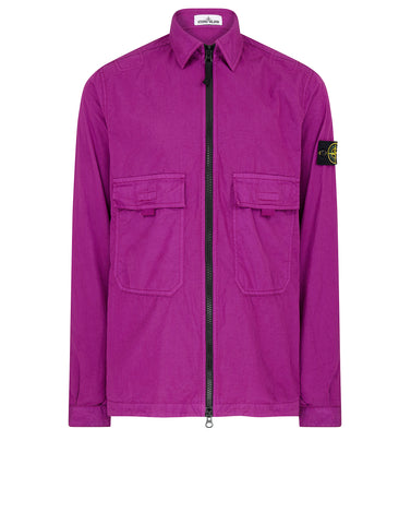 10303 T.CO+OLD Overshirt in Purple