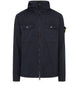 111WN T.CO+OLD Overshirt in Navy Blue