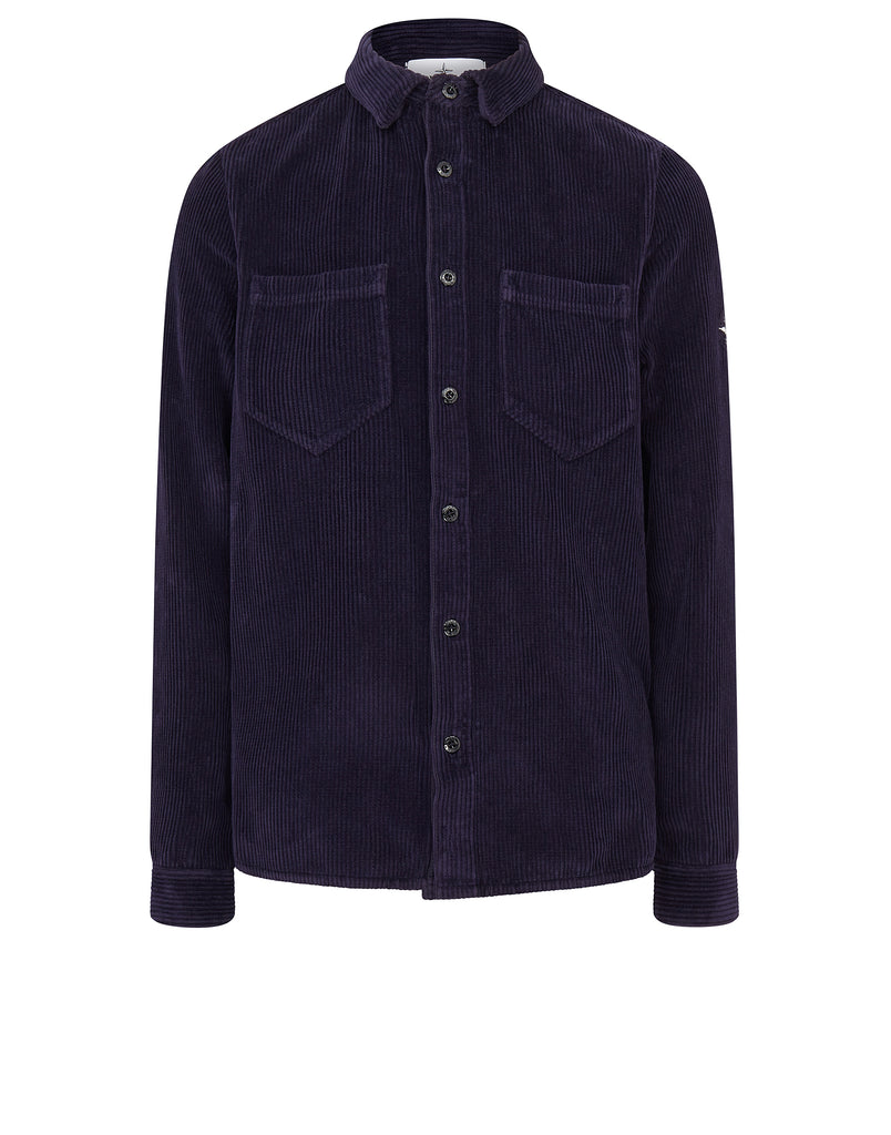 11239 CORDUROY Shirt in Ink