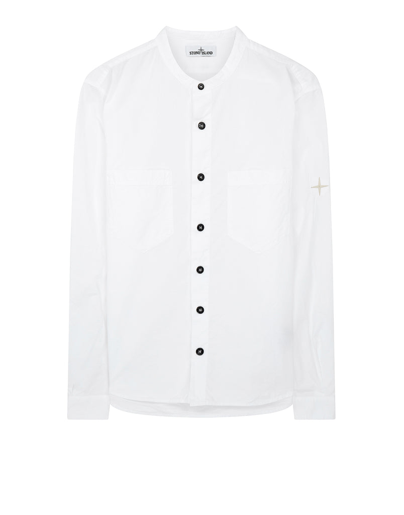 11301 Shirt in White