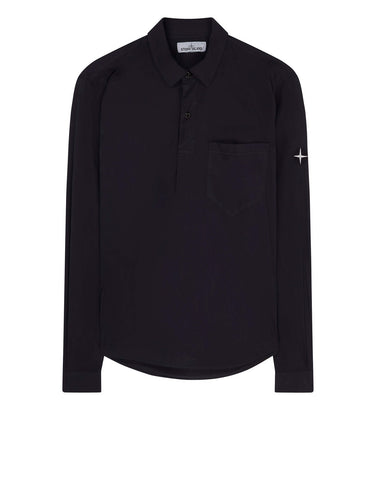 11404 Shirt in Navy Blue