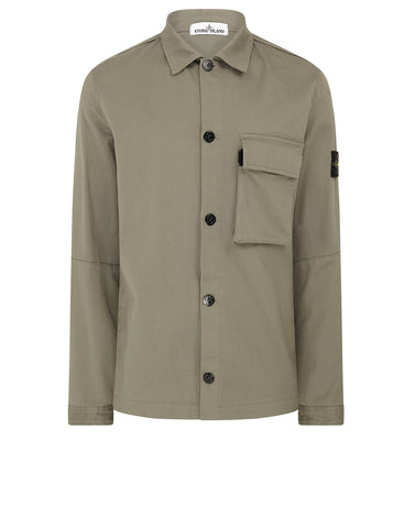11606 Overshirt in Olive