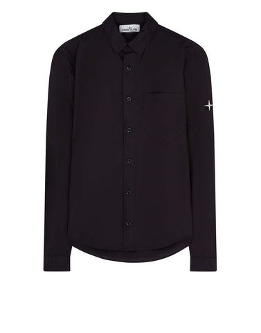 12501 Long Sleeve Shirt in Navy Blue