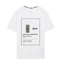23783 INDUSTRIAL 3 T-Shirt in White