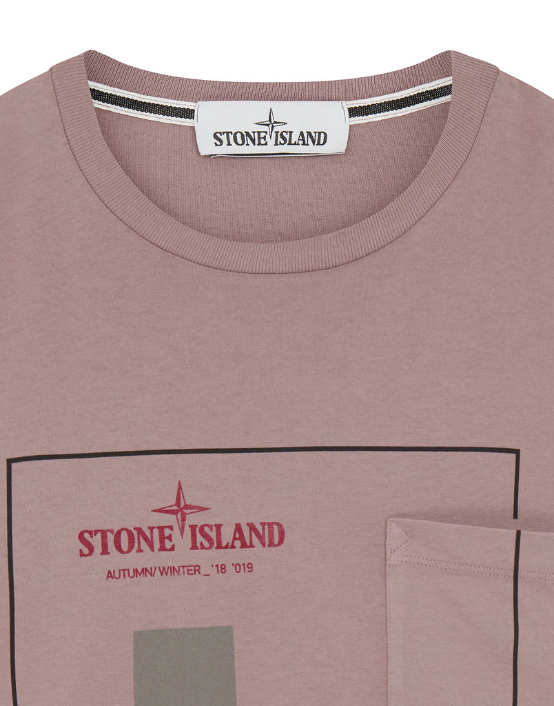 23783 INDUSTRIAL 3 T-Shirt in Rose Quartz