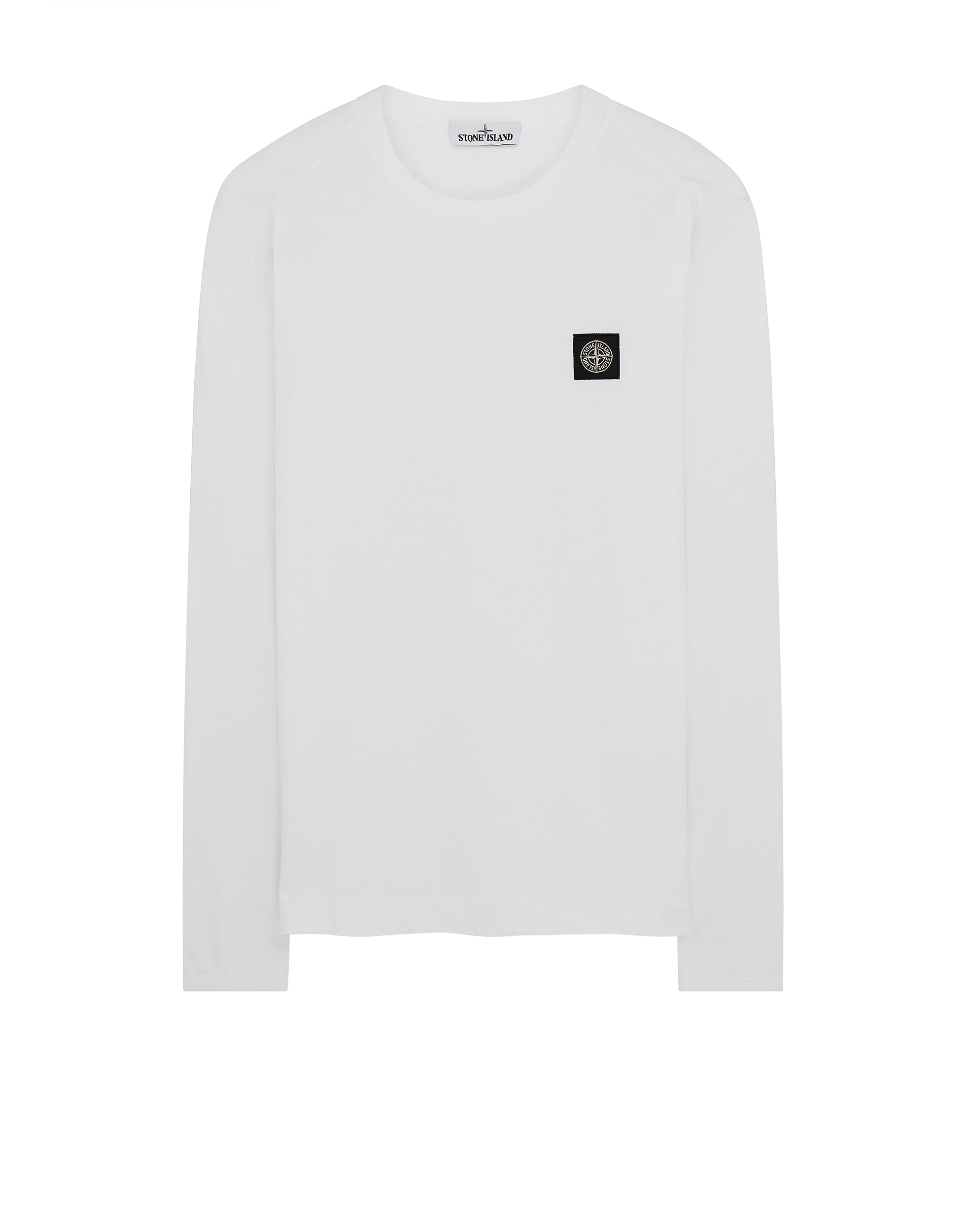 24041 Long Sleeve T-Shirt in White