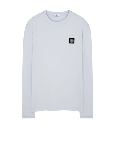 24041 Long Sleeve T-Shirt in Ice