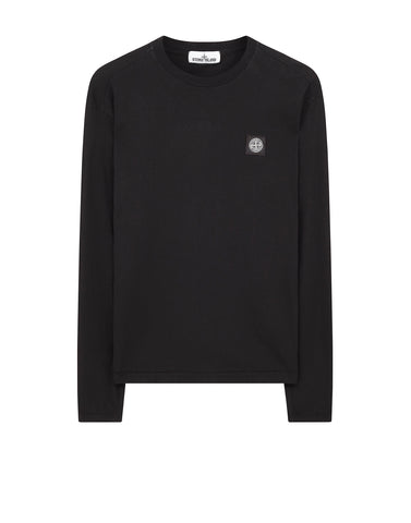 24041 Long Sleeve T-Shirt in Black