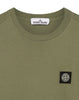 24041 Long Sleeve T-Shirt in Olive
