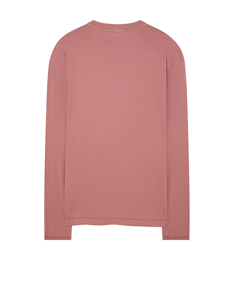 24041 Long Sleeve T-Shirt in Rose Quartz