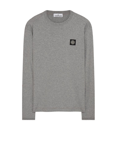 24041 Long Sleeve T-Shirt in Dust