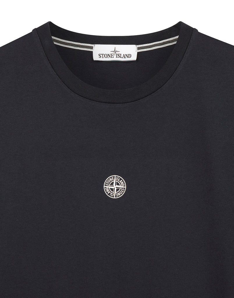 2NS85 T-Shirt in Navy Blue