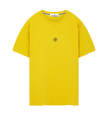 2NS85 T-Shirt in Mustard