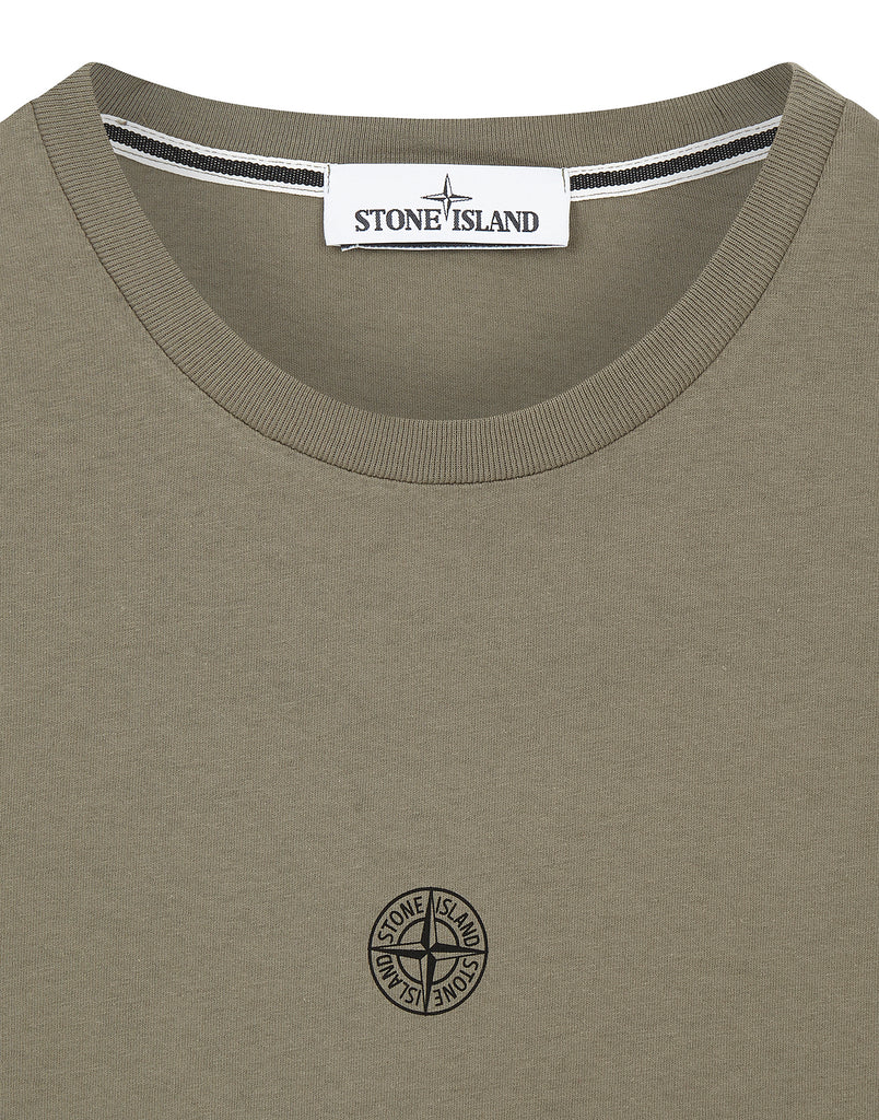 2NS85 T-Shirt in Olive