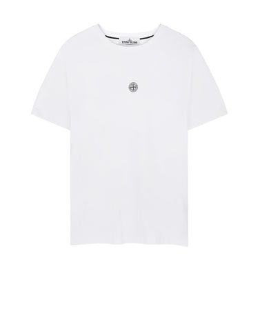 2NS85 T-Shirt in White