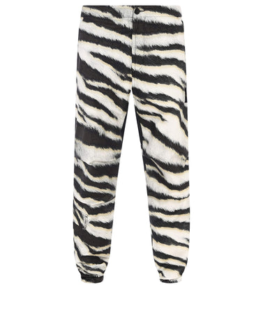 316E1 White Tiger Camo 50 FILI  Pants in Beige