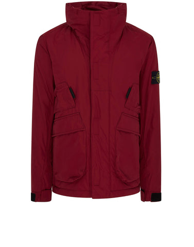 41726 Micro Reps With Primaloft Insulation Technology Jacket in Cherry
