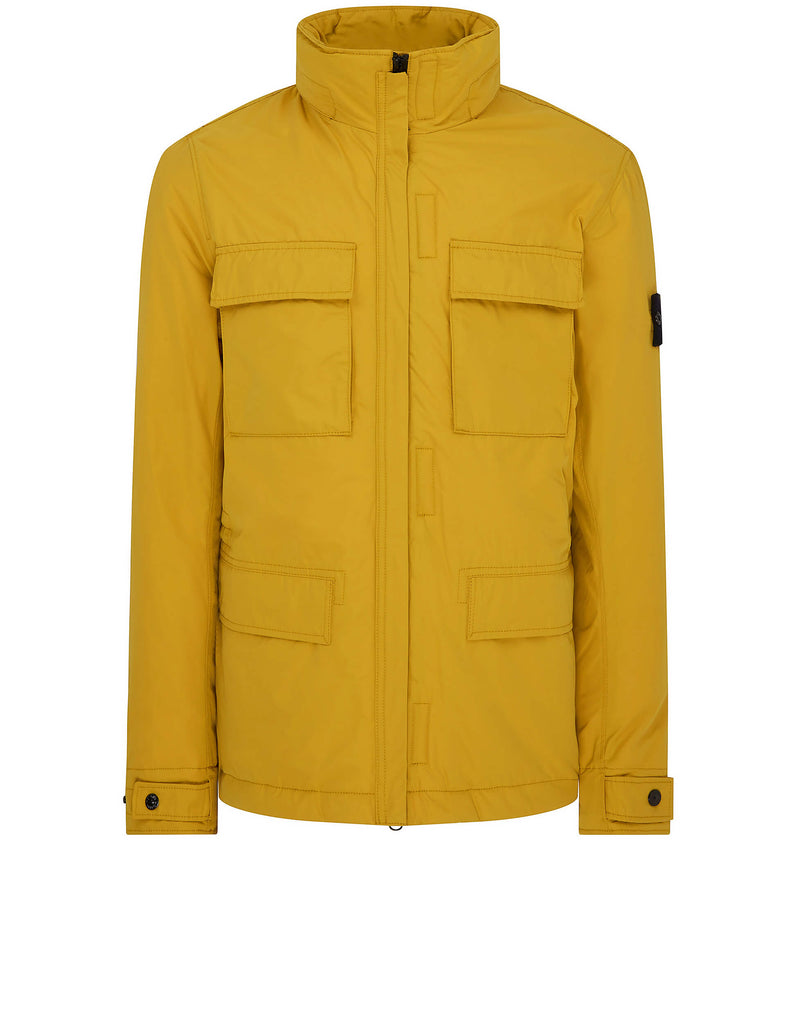 41826 Micro Reps With Primaloft Insulation Technology Jacket in Mustard