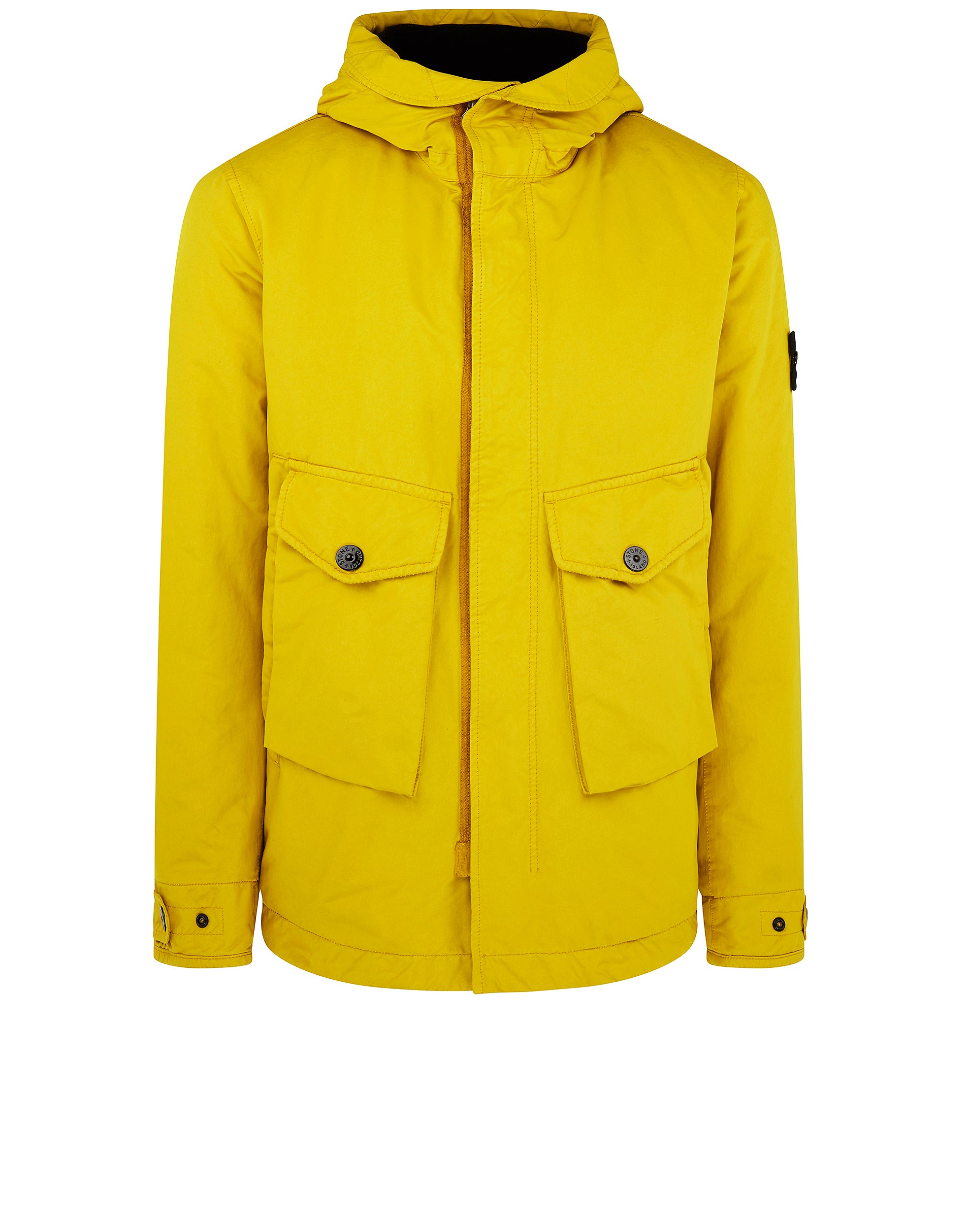 43249 DAVID-TC WITH PRIMALOFT® INSULATION TECHNOLOGY Jacket in Mustard