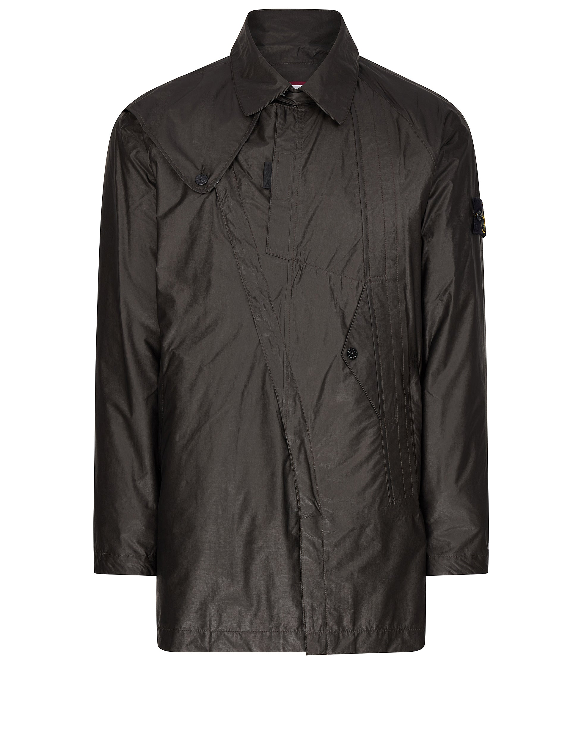 435Y1 PERMANENT WATER REPELLER GORE-TEX WITH SHAKEDRY TECHNOLOGY_PACKABLE Jacket in Black