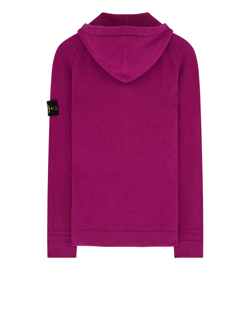 528A3 Cardigan in Purple