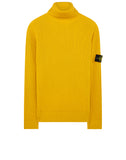 535C2 Turtleneck Knit in Mustard
